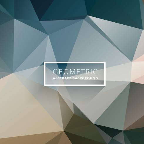 business style polygonal background