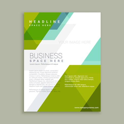 Promotional Brochure Poster Template Download Free
