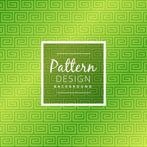 green seamless pattern background vector design illustration