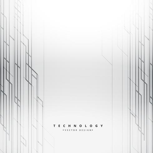 technology digital lines background vector design illustration
