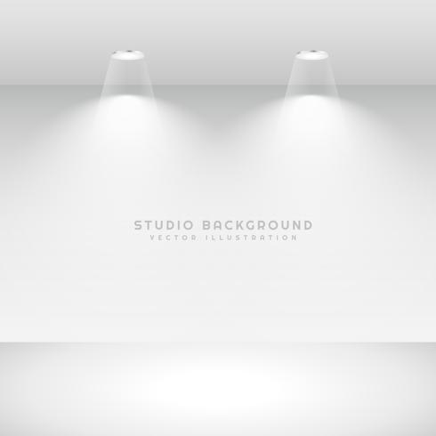 minimal studio background
