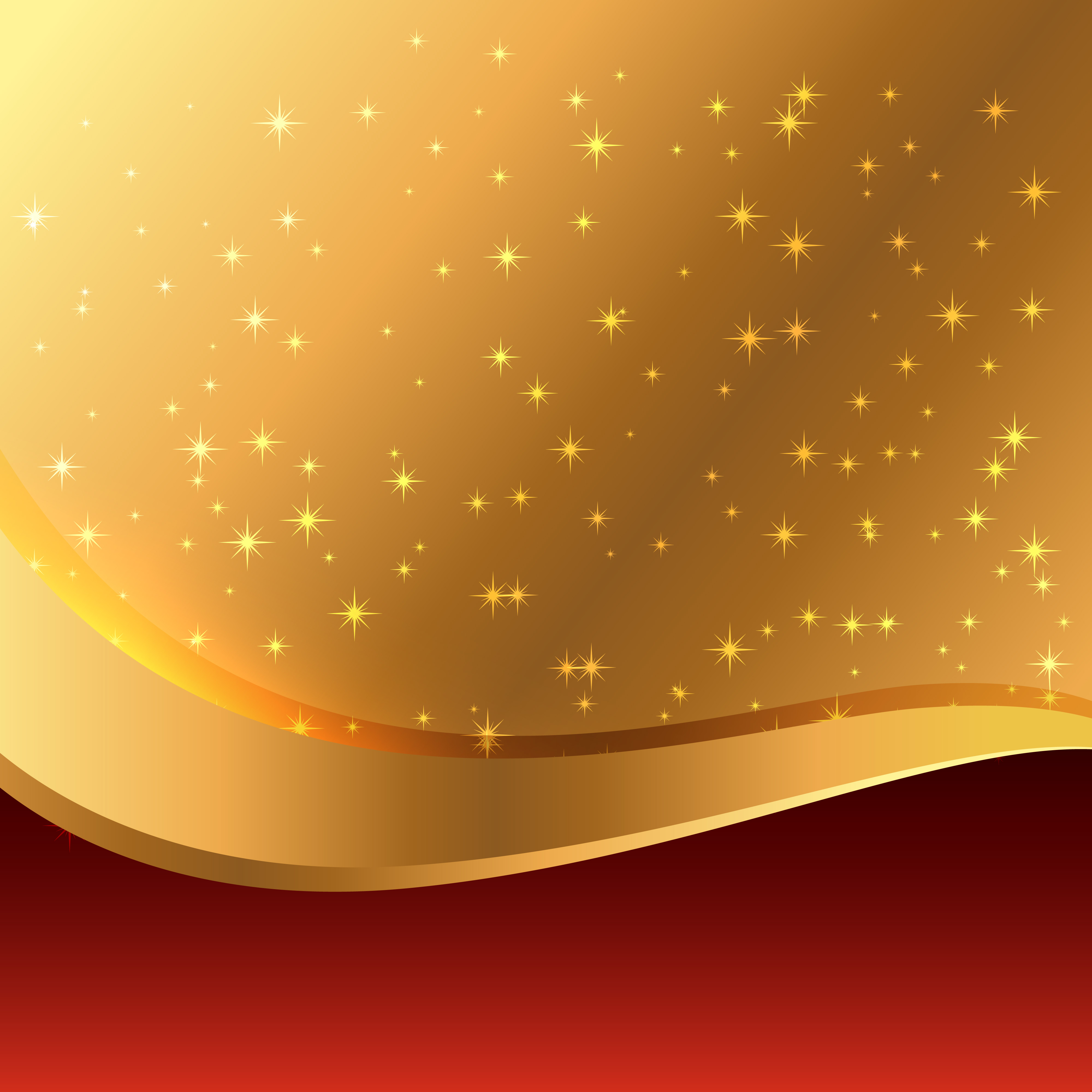 Beautiful Golden Background