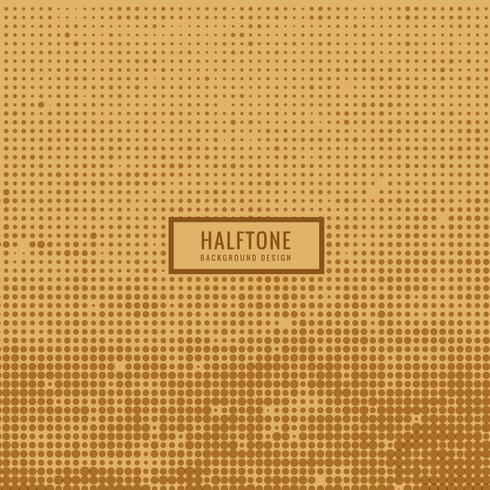 old dirty halftone background