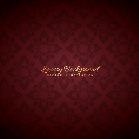 sfondo di lusso rosso