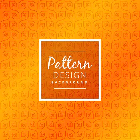 beautiful creative pattern background vector design illustration