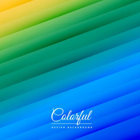 beautiful colorful background poster vector design illustration