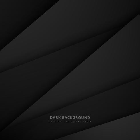 minimal dark black background vector design illustration