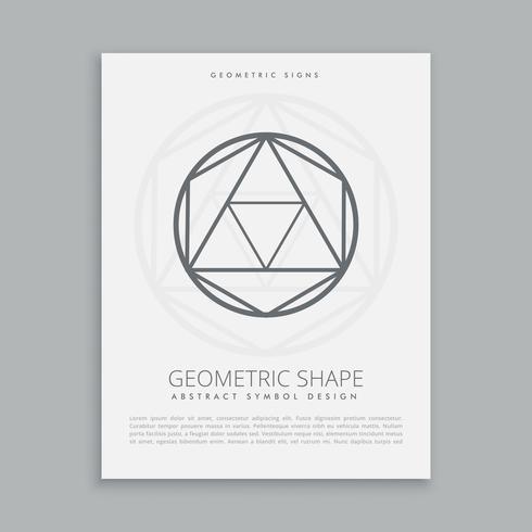 figura geometrica sacra