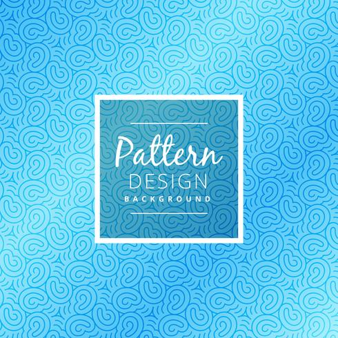 seamless blue pattern design vector design illustration
