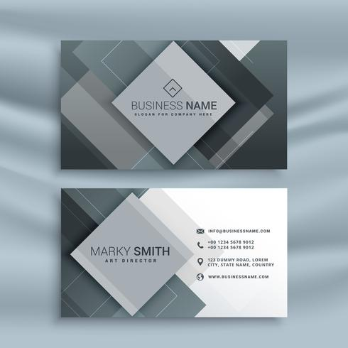 Abstract business card design with geometric shapes download free abstract business card design with geometric shapes colourmoves