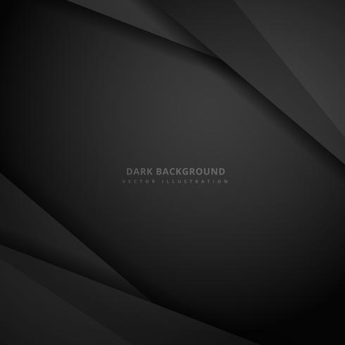 dark abstract background in minimal style vector design illustra