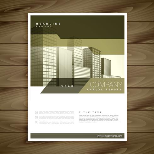 elegantes Broschürendesign für Ihr Unternehmen