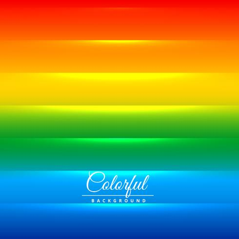 multicolor beautiful background poster vector design illustratio