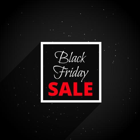 black friday sale illustration design