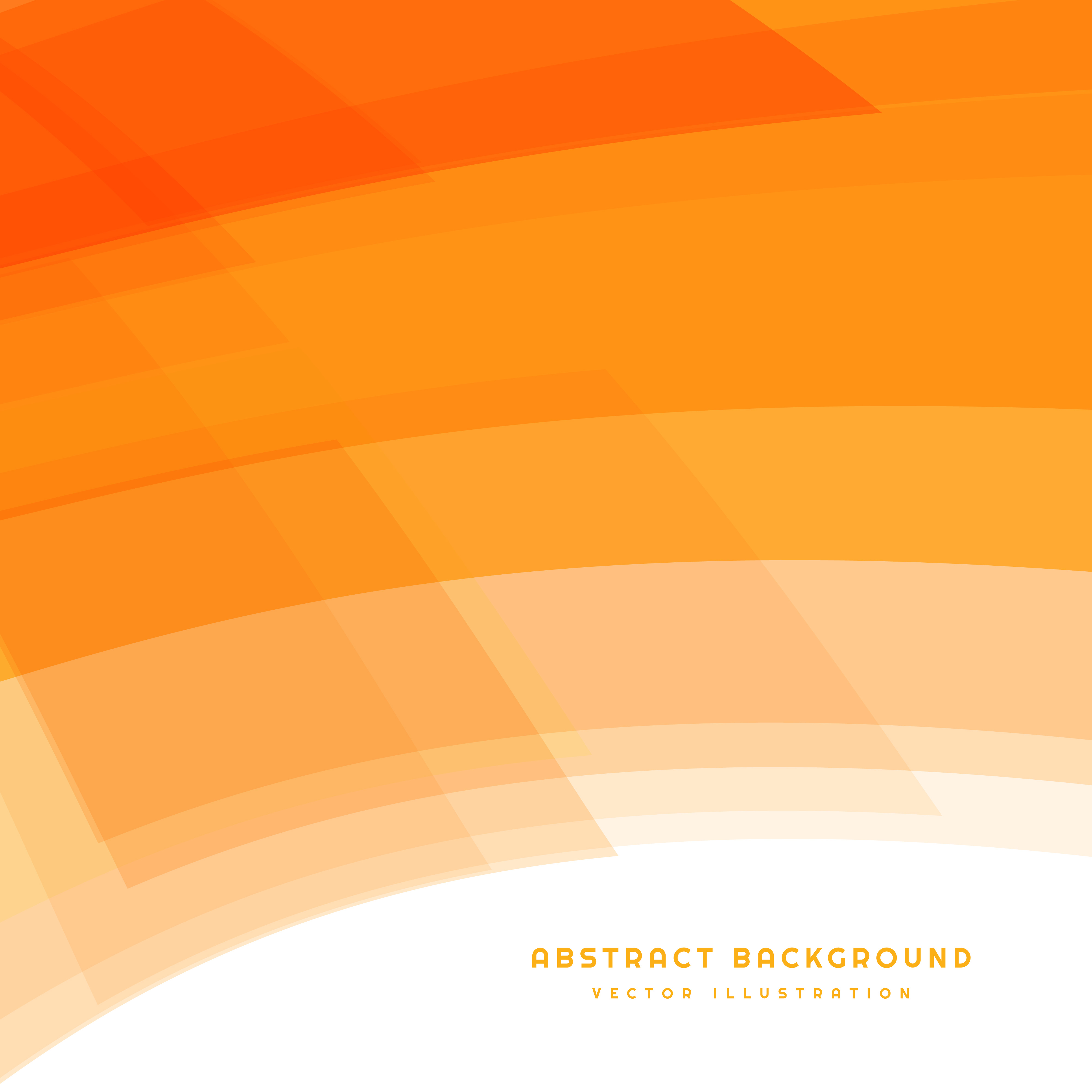 Orange Vector Background orange background - Do...