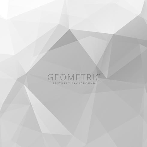 light gray polygonal background