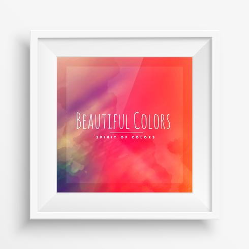 beautiful colors abstract background