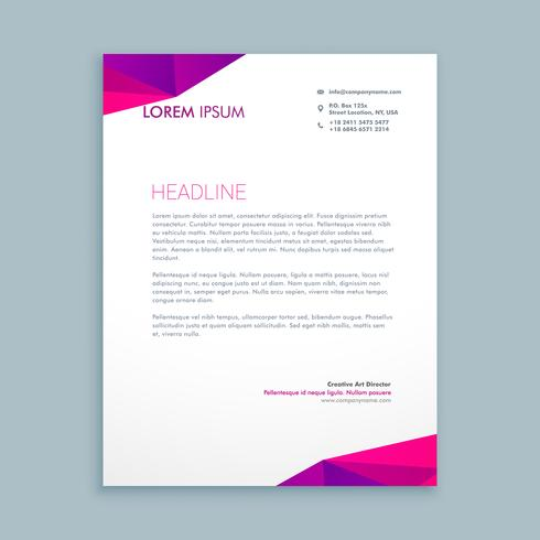 business brochure abstract template vector design illustration