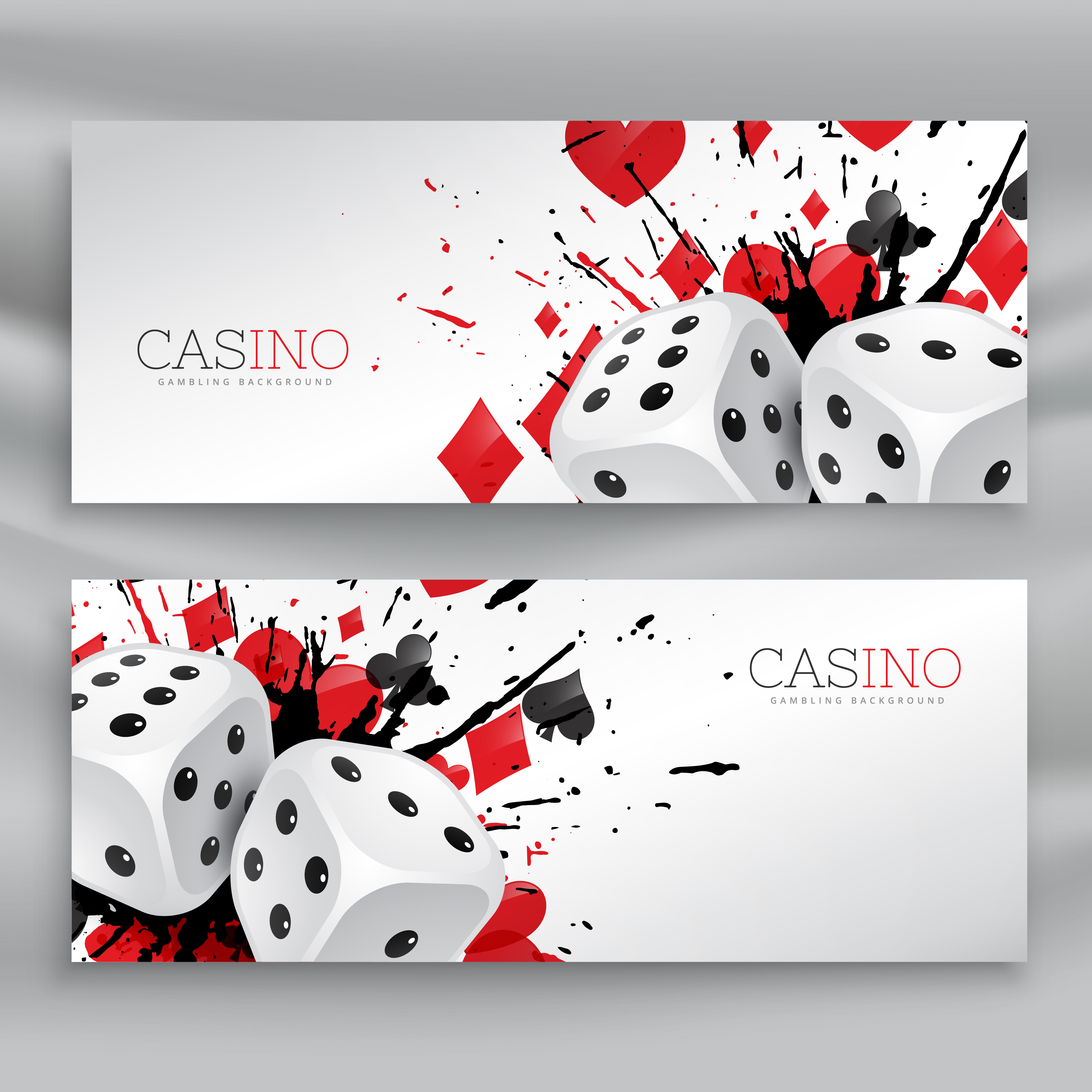 Casino Banner Images | Free Vectors, Stock Photos & PSD