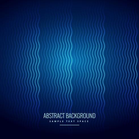 blue background with wavy lines pattern