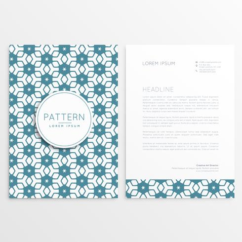 business leaflet brochure template