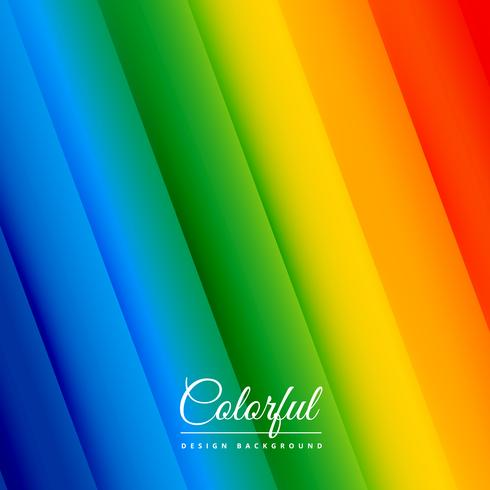 colors background lines poster vector design illustration