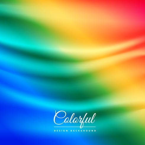 colorful cloth background poster vector design illustration