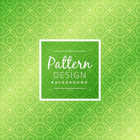 green abstract pattern background vector design illustration