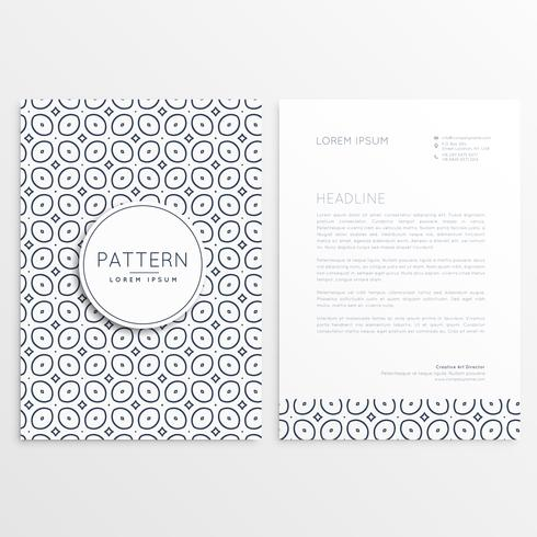 business letterhead design for your brand