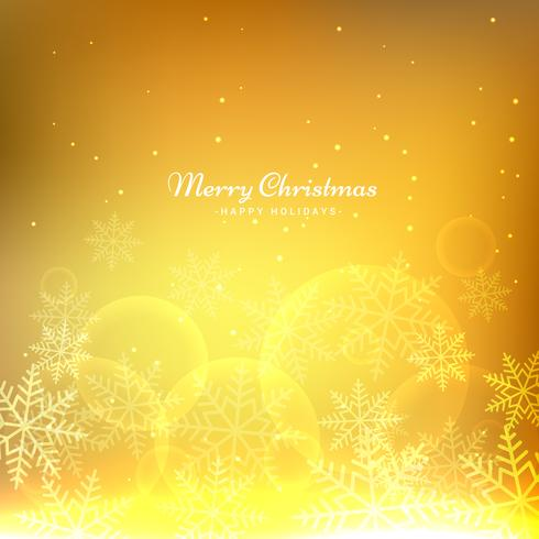 beautiful merry christmas background