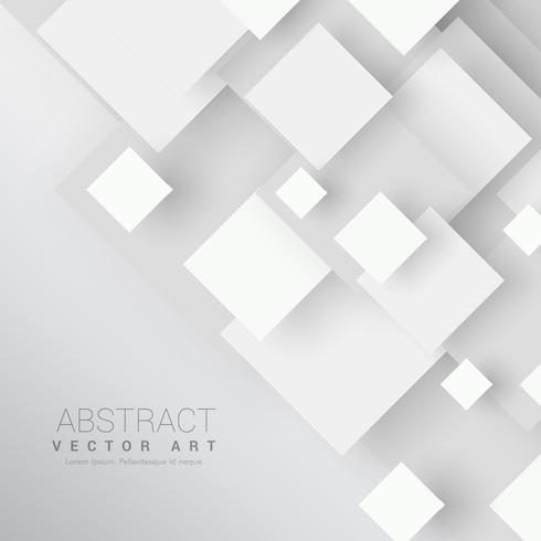 fond de formes carrées minimal élégant