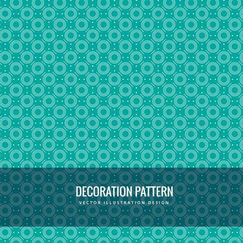 dekorativt sömlöst mönster