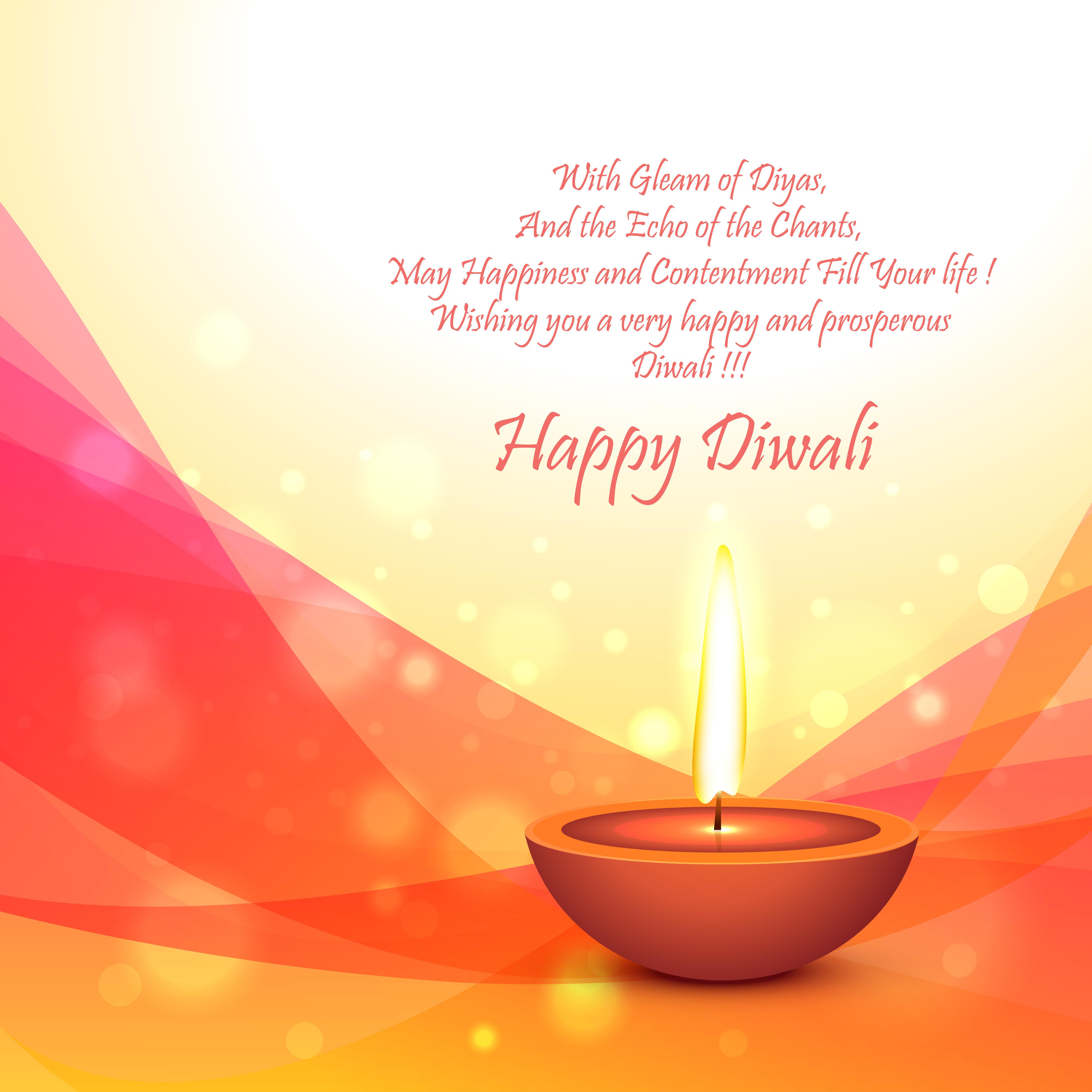 diwali festival card template - Download Free Vector Art, Stock ...