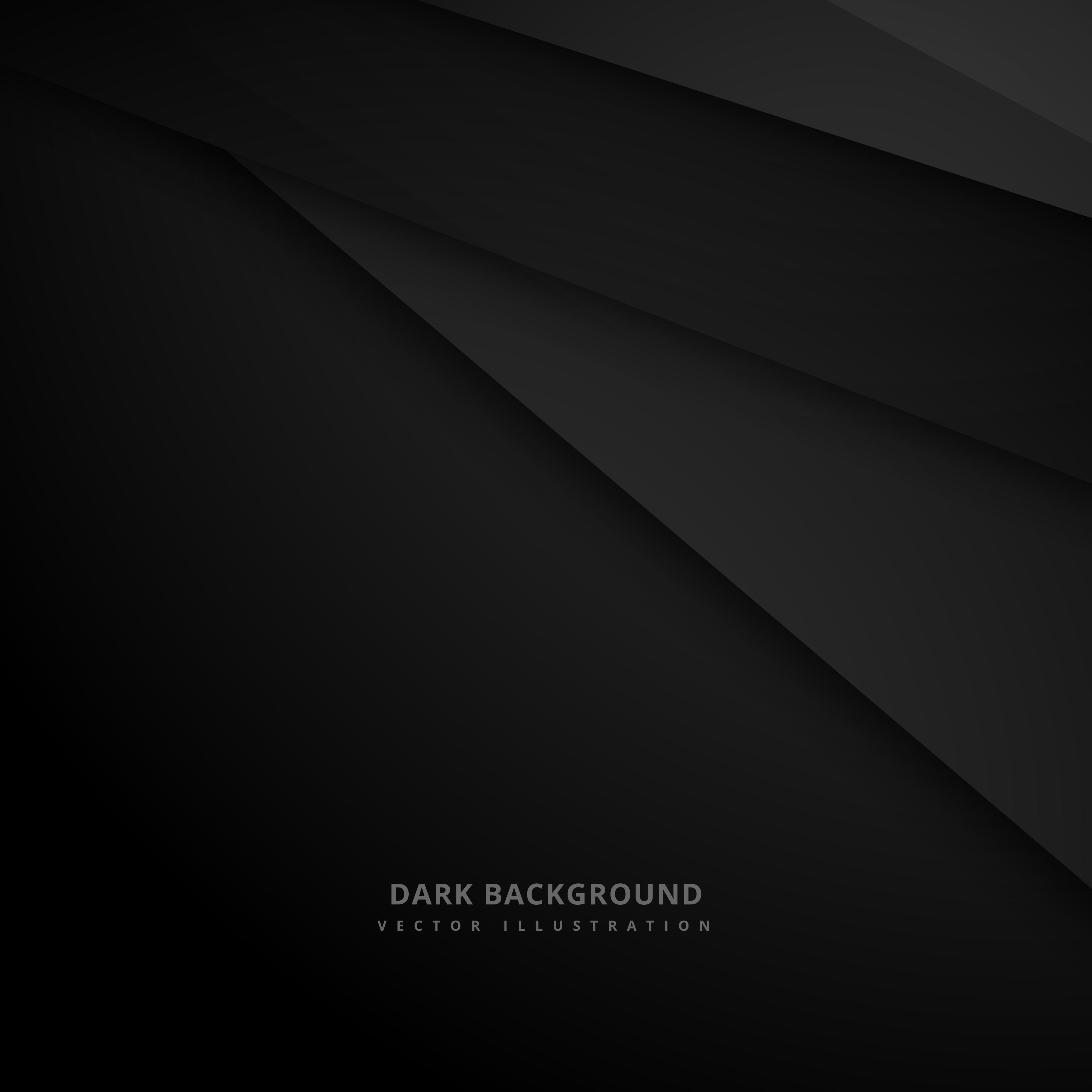 black dark abstract background vector design illustration ... - photo #8