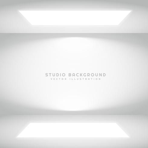 studio lights presentation background