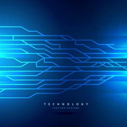 digital technology style background vector design illustration