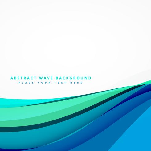 abstract blue vector background design illustration