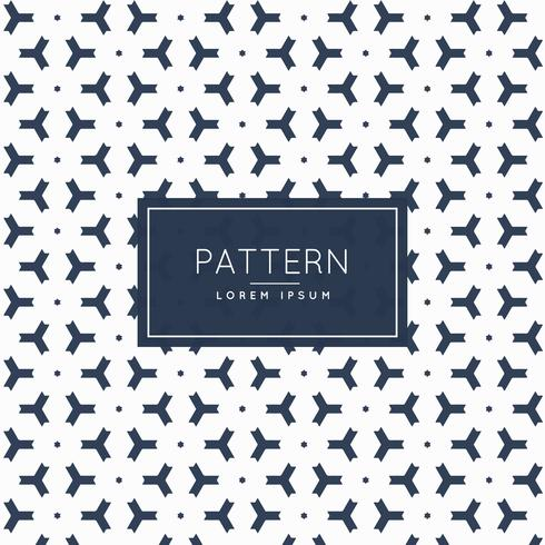 pattern background with abstract three sided shape