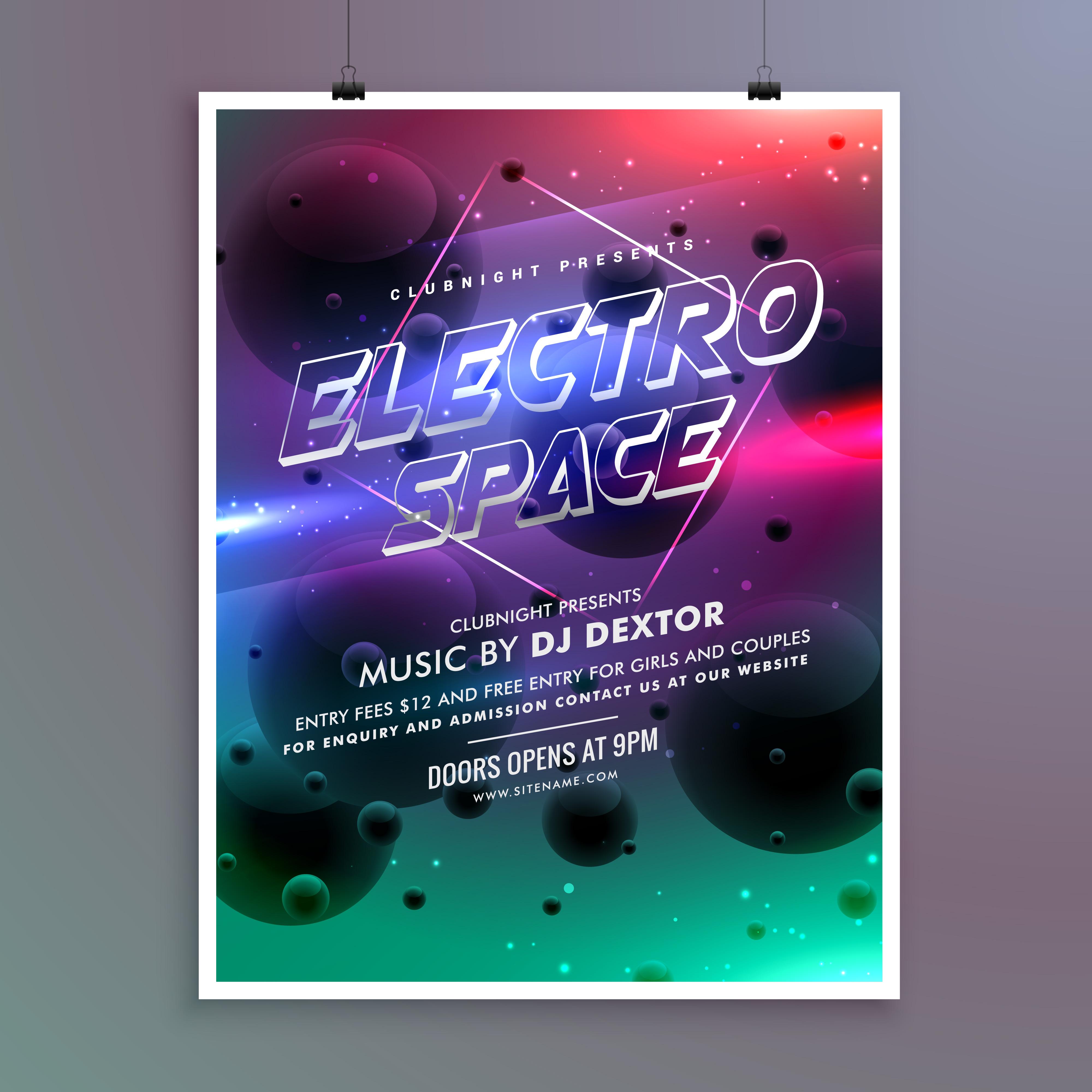 Event Invitation | Event Invitation Free Vector Art 7552 Free Downloads