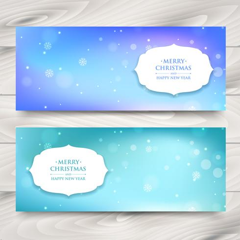 kerst banners