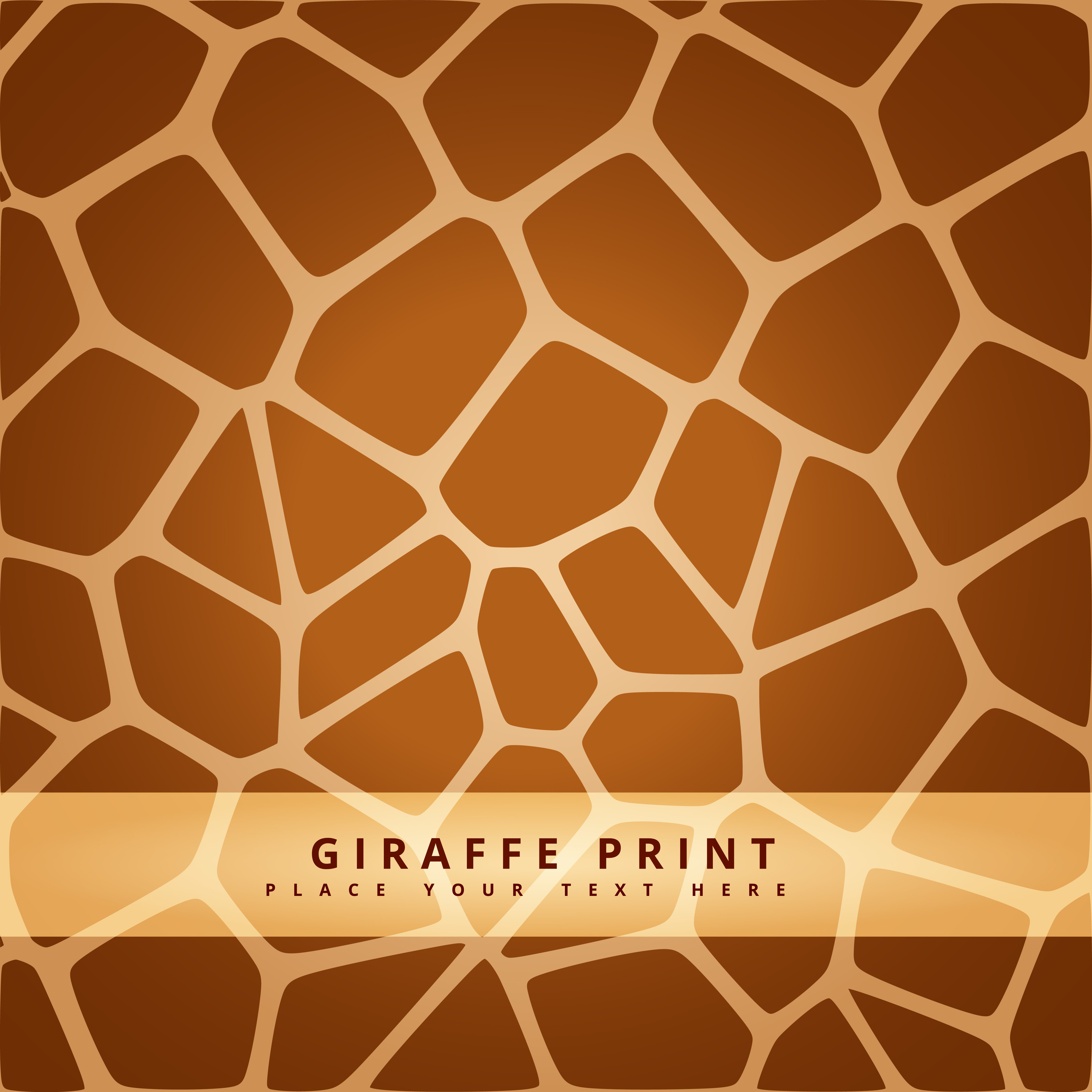 Giraffe Seamless Pattern Download Free Vector Art Stock Graphics Amp Images