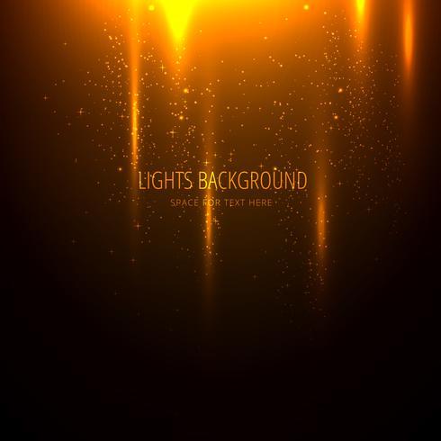 prachtige lichten achtergrond