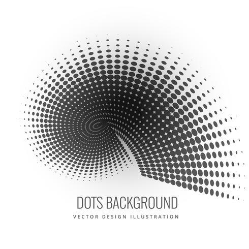 circular halftone design