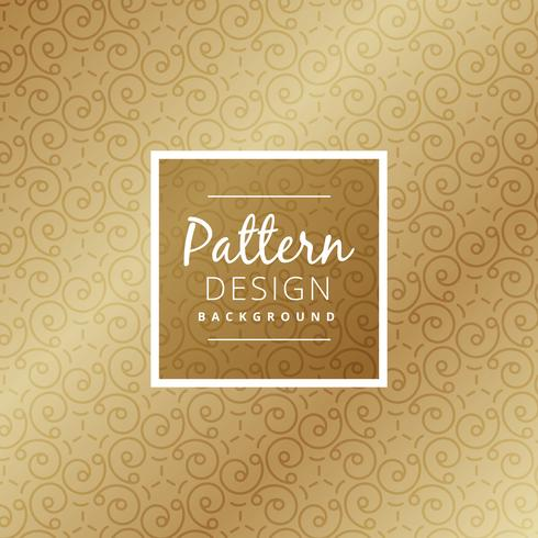 luxury style pattern background vector design illustration