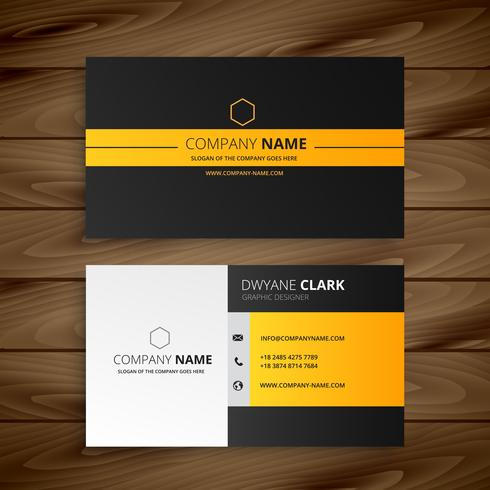 Modern business card template vector design illustration download modern business card template vector design illustration cheaphphosting Images