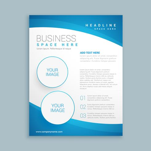 Brochure templates free vector art 25041 free downloads corporate business brochure template cheaphphosting Image collections