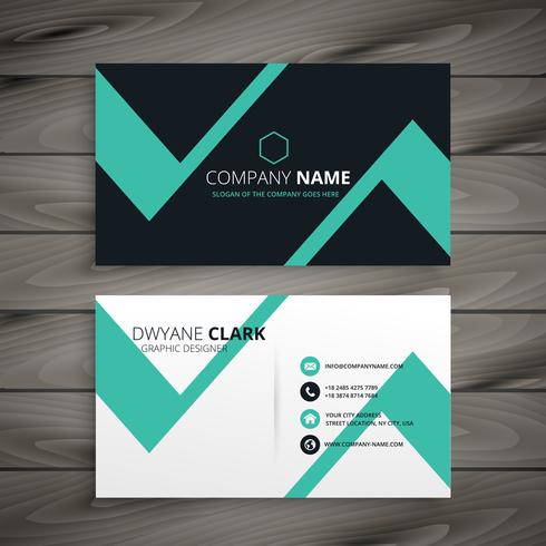 Minimal business card template vector design illustration download minimal business card template vector design illustration flashek Choice Image