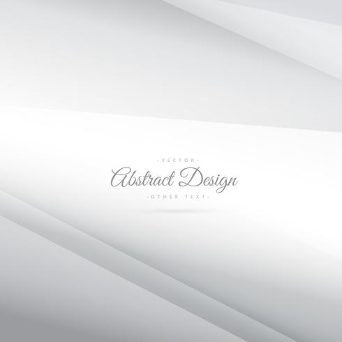 elegant vector minimal silver white background