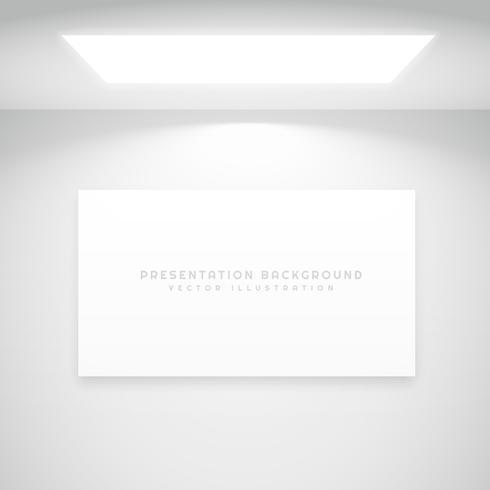 white presentation background download free vector art stock