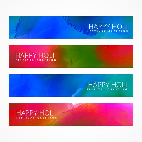 holi banners colelction